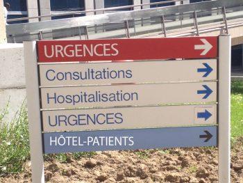 hôpitaux paris est